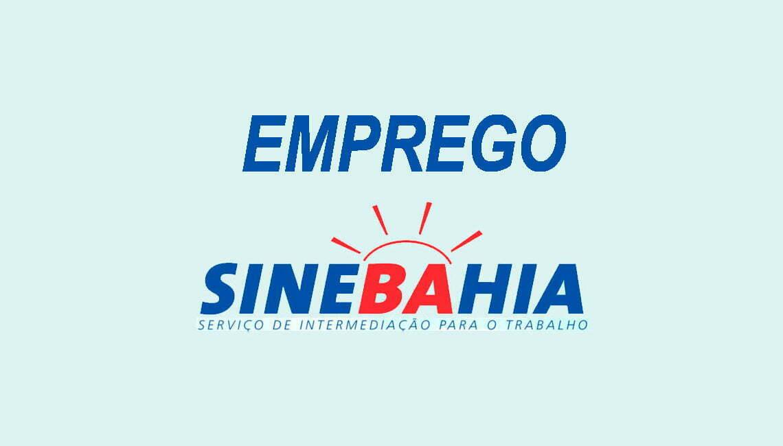 Confira as vagas divulgadas pelo SineBahia para quarta-feira (28)