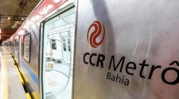 CCR Metrô abre vagas em Salvador, candidate-se!